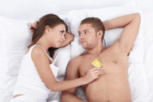 Первый половой акт без презерватива, могла ли забеременеть?