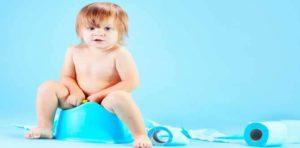 Болит попа у малыша