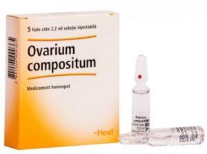 Как принимать Овариум-Композитум
