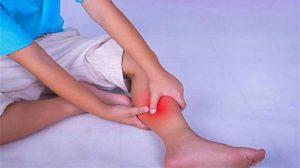 Боль в ногах при температуре у ребенка