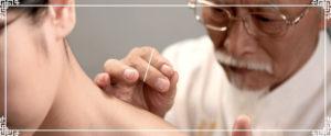 Ботокс и иглоукалывание при инсульте