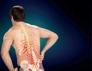 Боль в спине после падения