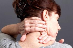 Болит шея сильно и голова мутная