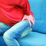 Красные сухие пятна у ребенка на попе, локтях, коленках, ногах